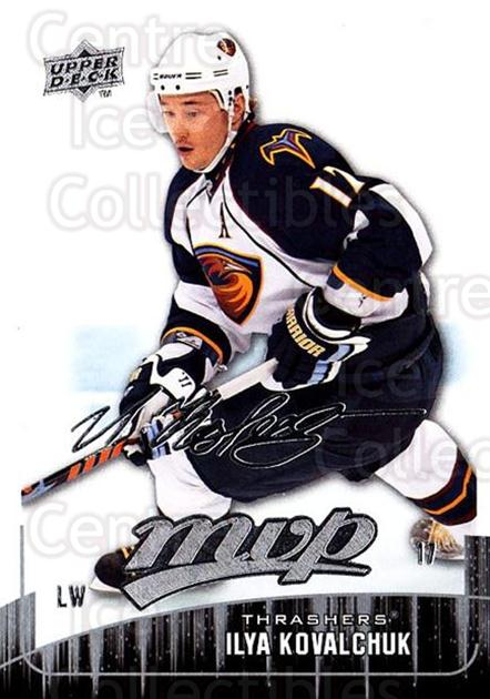2009-10 Upper Deck MVP #278 Ilya Kovalchuk<br/>5 In Stock - $1.00 each - <a href=https://centericecollectibles.foxycart.com/cart?name=2009-10%20Upper%20Deck%20MVP%20%23278%20Ilya%20Kovalchuk...&quantity_max=5&price=$1.00&code=293775 class=foxycart> Buy it now! </a>