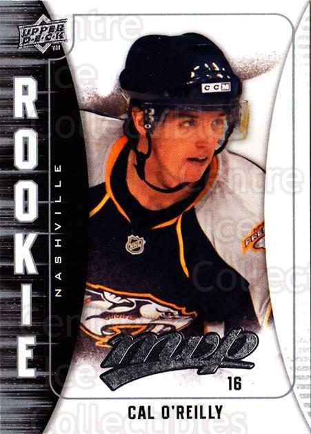 2009-10 Upper Deck MVP #309 Cal O'Reilly<br/>3 In Stock - $2.00 each - <a href=https://centericecollectibles.foxycart.com/cart?name=2009-10%20Upper%20Deck%20MVP%20%23309%20Cal%20O'Reilly...&quantity_max=3&price=$2.00&code=293806 class=foxycart> Buy it now! </a>