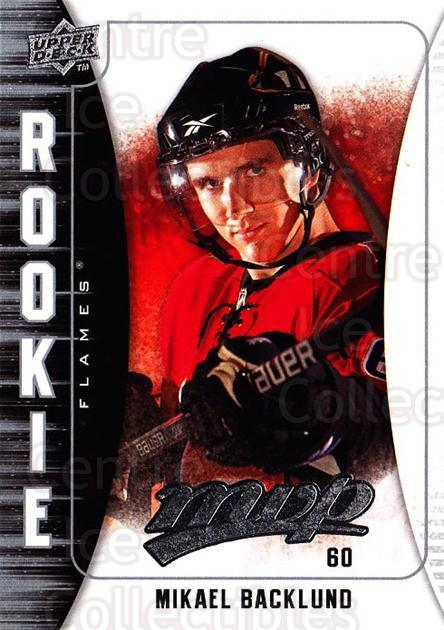 2009-10 Upper Deck MVP #313 Mikael Backlund<br/>1 In Stock - $2.00 each - <a href=https://centericecollectibles.foxycart.com/cart?name=2009-10%20Upper%20Deck%20MVP%20%23313%20Mikael%20Backlund...&quantity_max=1&price=$2.00&code=293810 class=foxycart> Buy it now! </a>