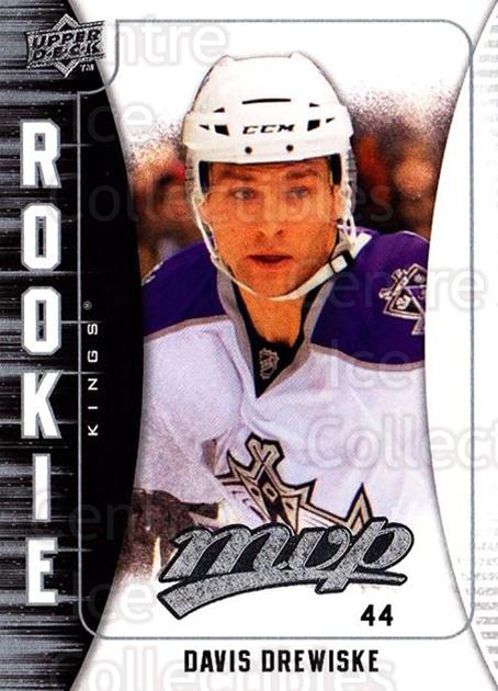 2009-10 Upper Deck MVP #356 Davis Drewiske<br/>2 In Stock - $2.00 each - <a href=https://centericecollectibles.foxycart.com/cart?name=2009-10%20Upper%20Deck%20MVP%20%23356%20Davis%20Drewiske...&quantity_max=2&price=$2.00&code=293853 class=foxycart> Buy it now! </a>