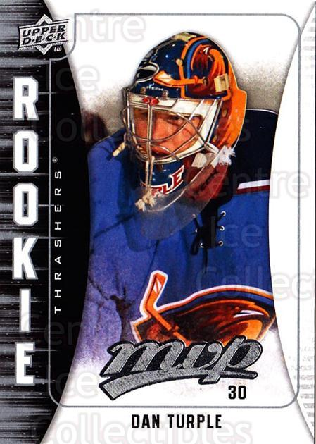 2009-10 Upper Deck MVP #363 Dan Turple<br/>2 In Stock - $2.00 each - <a href=https://centericecollectibles.foxycart.com/cart?name=2009-10%20Upper%20Deck%20MVP%20%23363%20Dan%20Turple...&quantity_max=2&price=$2.00&code=293860 class=foxycart> Buy it now! </a>