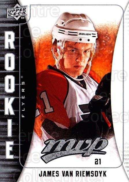 2009-10 Upper Deck MVP #381 James Van Riemsdyk<br/>2 In Stock - $3.00 each - <a href=https://centericecollectibles.foxycart.com/cart?name=2009-10%20Upper%20Deck%20MVP%20%23381%20James%20Van%20Riems...&quantity_max=2&price=$3.00&code=293878 class=foxycart> Buy it now! </a>