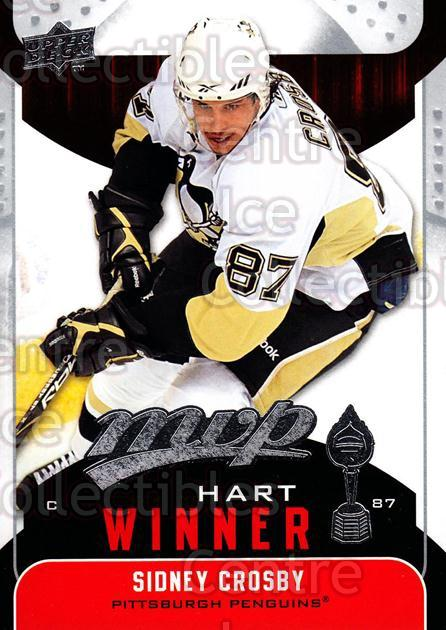 2009-10 Upper Deck MVP Hart Winners #2 Sidney Crosby<br/>3 In Stock - $5.00 each - <a href=https://centericecollectibles.foxycart.com/cart?name=2009-10%20Upper%20Deck%20MVP%20Hart%20Winners%20%232%20Sidney%20Crosby...&quantity_max=3&price=$5.00&code=293893 class=foxycart> Buy it now! </a>
