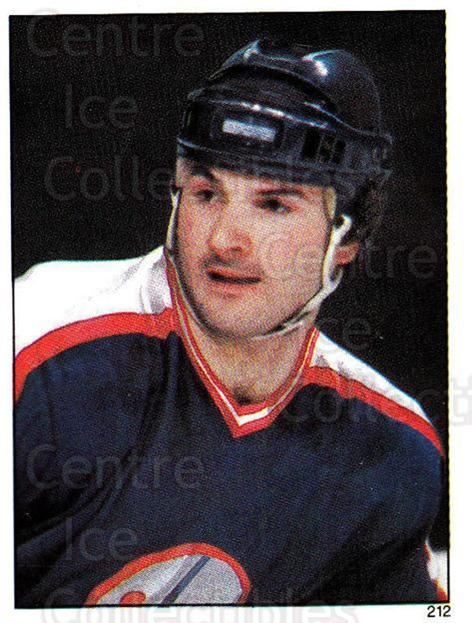 1982-83 O-Pee-Chee Stickers #212 Lucien DeBlois<br/>6 In Stock - $2.00 each - <a href=https://centericecollectibles.foxycart.com/cart?name=1982-83%20O-Pee-Chee%20Stickers%20%23212%20Lucien%20DeBlois...&quantity_max=6&price=$2.00&code=29389 class=foxycart> Buy it now! </a>