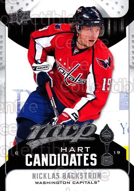 2009-10 Upper Deck MVP Hart Candidates #2 Nicklas Backstrom<br/>4 In Stock - $2.00 each - <a href=https://centericecollectibles.foxycart.com/cart?name=2009-10%20Upper%20Deck%20MVP%20Hart%20Candidates%20%232%20Nicklas%20Backstr...&quantity_max=4&price=$2.00&code=293903 class=foxycart> Buy it now! </a>