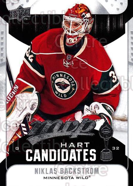 2009-10 Upper Deck MVP Hart Candidates #24 Niklas Backstrom<br/>6 In Stock - $2.00 each - <a href=https://centericecollectibles.foxycart.com/cart?name=2009-10%20Upper%20Deck%20MVP%20Hart%20Candidates%20%2324%20Niklas%20Backstro...&quantity_max=6&price=$2.00&code=293925 class=foxycart> Buy it now! </a>