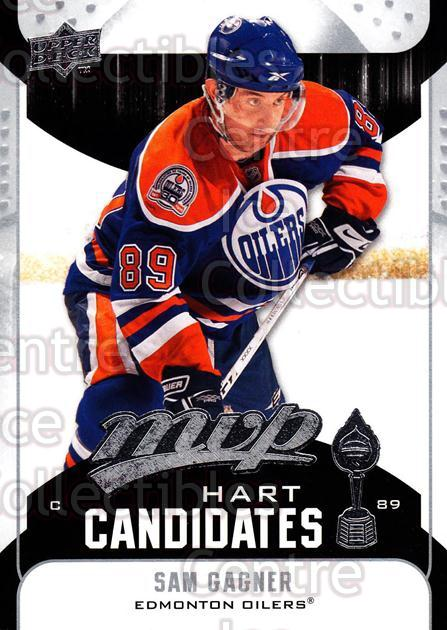 2009-10 Upper Deck MVP Hart Candidates #26 Sam Gagner<br/>5 In Stock - $2.00 each - <a href=https://centericecollectibles.foxycart.com/cart?name=2009-10%20Upper%20Deck%20MVP%20Hart%20Candidates%20%2326%20Sam%20Gagner...&quantity_max=5&price=$2.00&code=293927 class=foxycart> Buy it now! </a>