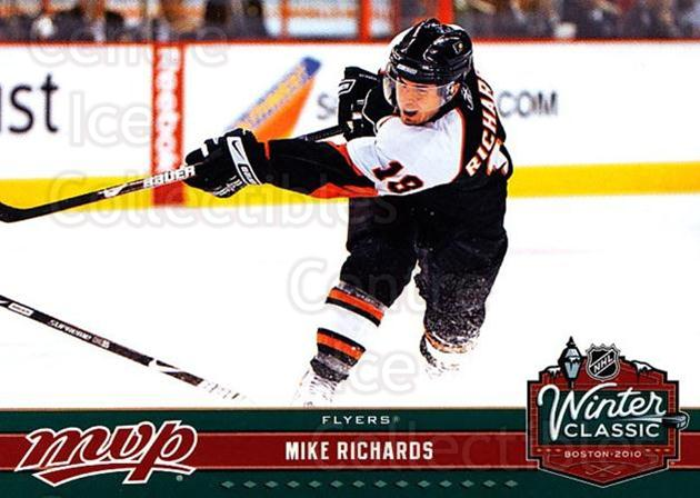 2009-10 Upper Deck MVP Winter Classic #5 Mike Richards<br/>12 In Stock - $2.00 each - <a href=https://centericecollectibles.foxycart.com/cart?name=2009-10%20Upper%20Deck%20MVP%20Winter%20Classic%20%235%20Mike%20Richards...&quantity_max=12&price=$2.00&code=293936 class=foxycart> Buy it now! </a>
