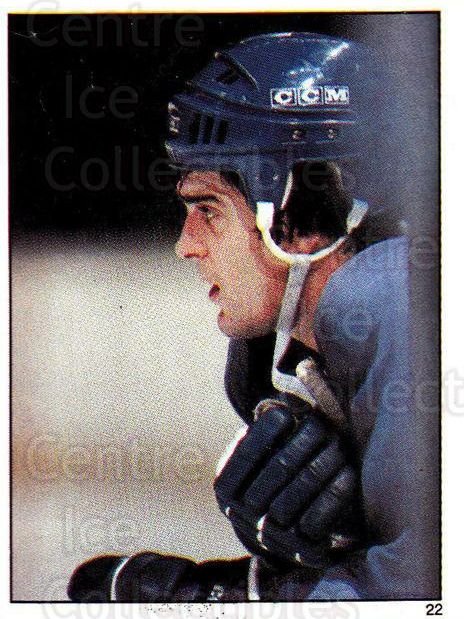 1982-83 O-Pee-Chee Stickers #22 Wilf Paiement<br/>6 In Stock - $2.00 each - <a href=https://centericecollectibles.foxycart.com/cart?name=1982-83%20O-Pee-Chee%20Stickers%20%2322%20Wilf%20Paiement...&quantity_max=6&price=$2.00&code=29396 class=foxycart> Buy it now! </a>