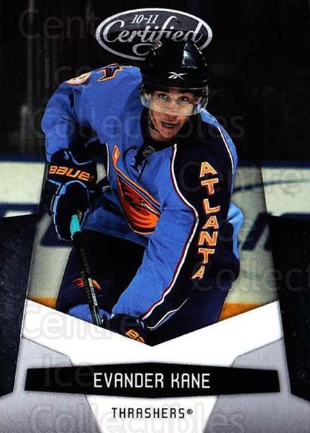2010-11 Certified #6 Evander Kane<br/>3 In Stock - $1.00 each - <a href=https://centericecollectibles.foxycart.com/cart?name=2010-11%20Certified%20%236%20Evander%20Kane...&quantity_max=3&price=$1.00&code=294610 class=foxycart> Buy it now! </a>