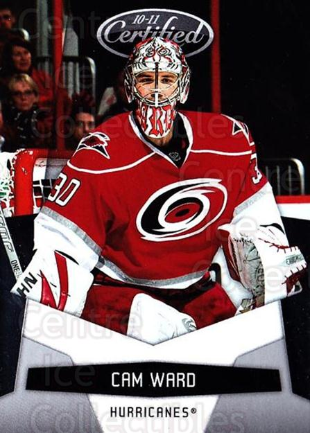 2010-11 Certified #28 Cam Ward<br/>2 In Stock - $1.00 each - <a href=https://centericecollectibles.foxycart.com/cart?name=2010-11%20Certified%20%2328%20Cam%20Ward...&quantity_max=2&price=$1.00&code=294632 class=foxycart> Buy it now! </a>