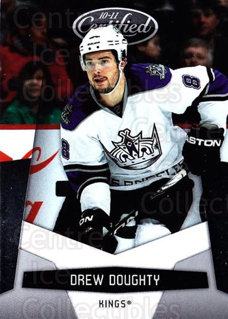2010-11 Certified #66 Drew Doughty<br/>3 In Stock - $1.00 each - <a href=https://centericecollectibles.foxycart.com/cart?name=2010-11%20Certified%20%2366%20Drew%20Doughty...&quantity_max=3&price=$1.00&code=294670 class=foxycart> Buy it now! </a>