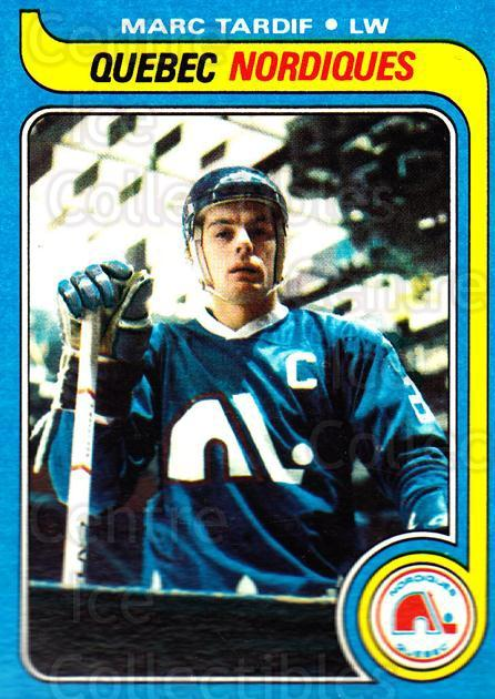 1979-80 Topps #108 Marc Tardif<br/>8 In Stock - $1.00 each - <a href=https://centericecollectibles.foxycart.com/cart?name=1979-80%20Topps%20%23108%20Marc%20Tardif...&quantity_max=8&price=$1.00&code=29528 class=foxycart> Buy it now! </a>
