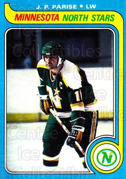 1979-80 Topps #118 Jean-Paul Parise<br/>3 In Stock - $1.00 each - <a href=https://centericecollectibles.foxycart.com/cart?name=1979-80%20Topps%20%23118%20Jean-Paul%20Paris...&quantity_max=3&price=$1.00&code=29539 class=foxycart> Buy it now! </a>