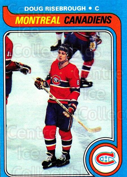1979-80 Topps #13 Doug Risebrough<br/>3 In Stock - $1.00 each - <a href=https://centericecollectibles.foxycart.com/cart?name=1979-80%20Topps%20%2313%20Doug%20Risebrough...&quantity_max=3&price=$1.00&code=29550 class=foxycart> Buy it now! </a>