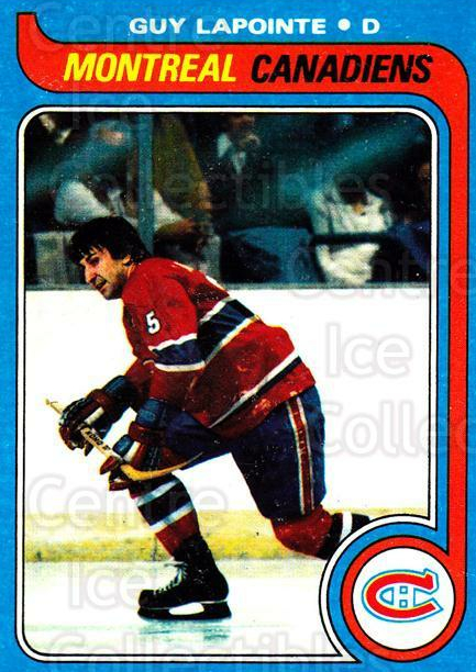 1979-80 Topps #135 Guy Lapointe<br/>2 In Stock - $1.00 each - <a href=https://centericecollectibles.foxycart.com/cart?name=1979-80%20Topps%20%23135%20Guy%20Lapointe...&quantity_max=2&price=$1.00&code=29556 class=foxycart> Buy it now! </a>