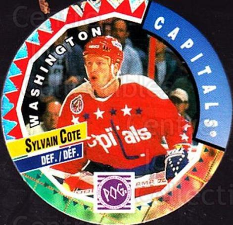 1994-95 Canada Games NHL POGS #249 Sylvain Cote<br/>6 In Stock - $1.00 each - <a href=https://centericecollectibles.foxycart.com/cart?name=1994-95%20Canada%20Games%20NHL%20POGS%20%23249%20Sylvain%20Cote...&quantity_max=6&price=$1.00&code=2955 class=foxycart> Buy it now! </a>