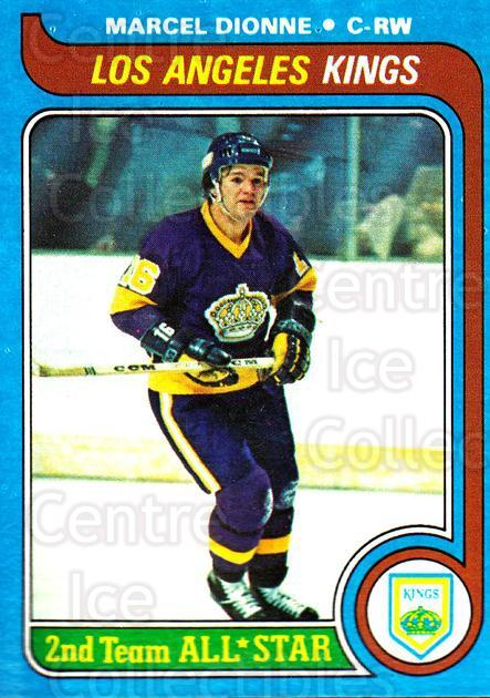 1979-80 Topps #160 Marcel Dionne<br/>1 In Stock - $2.00 each - <a href=https://centericecollectibles.foxycart.com/cart?name=1979-80%20Topps%20%23160%20Marcel%20Dionne...&quantity_max=1&price=$2.00&code=29580 class=foxycart> Buy it now! </a>