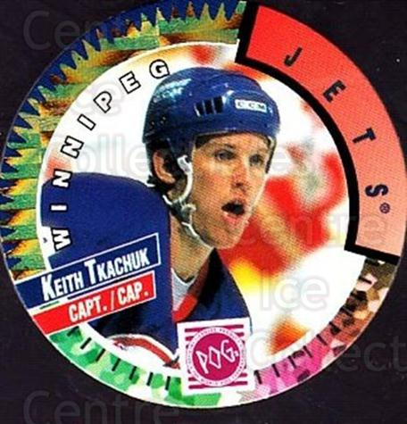 1994-95 Canada Games NHL POGS #256 Keith Tkachuk<br/>6 In Stock - $1.00 each - <a href=https://centericecollectibles.foxycart.com/cart?name=1994-95%20Canada%20Games%20NHL%20POGS%20%23256%20Keith%20Tkachuk...&quantity_max=6&price=$1.00&code=2961 class=foxycart> Buy it now! </a>