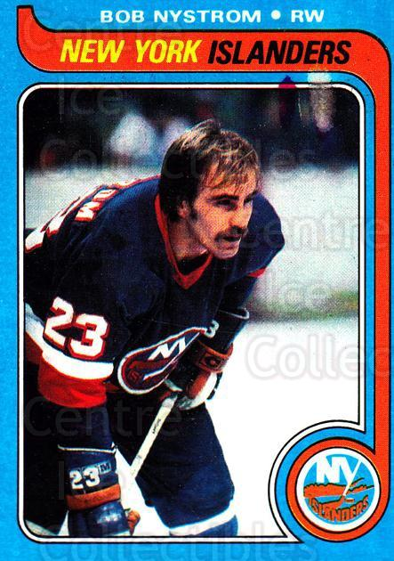 1979-80 Topps #217 Bob Nystrom<br/>2 In Stock - $2.00 each - <a href=https://centericecollectibles.foxycart.com/cart?name=1979-80%20Topps%20%23217%20Bob%20Nystrom...&quantity_max=2&price=$2.00&code=29633 class=foxycart> Buy it now! </a>