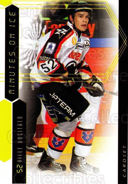 2010-11 Finnish Cardset Minutes On Ice #1 Ville Uusitalo<br/>4 In Stock - $3.00 each - <a href=https://centericecollectibles.foxycart.com/cart?name=2010-11%20Finnish%20Cardset%20Minutes%20On%20Ice%20%231%20Ville%20Uusitalo...&quantity_max=4&price=$3.00&code=296396 class=foxycart> Buy it now! </a>