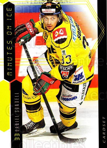2010-11 Finnish Cardset Minutes On Ice #4 Daniel Sondell<br/>3 In Stock - $3.00 each - <a href=https://centericecollectibles.foxycart.com/cart?name=2010-11%20Finnish%20Cardset%20Minutes%20On%20Ice%20%234%20Daniel%20Sondell...&quantity_max=3&price=$3.00&code=296399 class=foxycart> Buy it now! </a>
