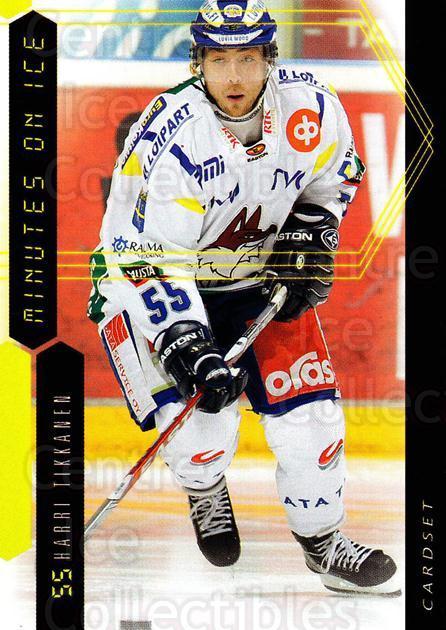 2010-11 Finnish Cardset Minutes On Ice #10 Harri Tikkanen<br/>3 In Stock - $3.00 each - <a href=https://centericecollectibles.foxycart.com/cart?name=2010-11%20Finnish%20Cardset%20Minutes%20On%20Ice%20%2310%20Harri%20Tikkanen...&quantity_max=3&price=$3.00&code=296405 class=foxycart> Buy it now! </a>