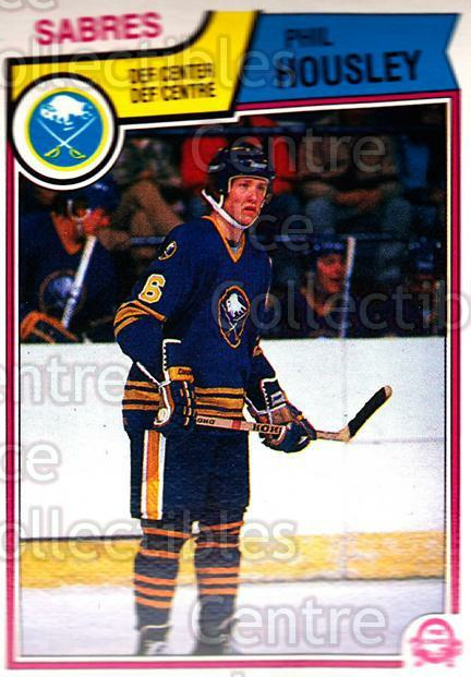 1983-84 O-Pee-Chee #65 Phil Housley<br/>3 In Stock - $10.00 each - <a href=https://centericecollectibles.foxycart.com/cart?name=1983-84%20O-Pee-Chee%20%2365%20Phil%20Housley...&quantity_max=3&price=$10.00&code=296484 class=foxycart> Buy it now! </a>