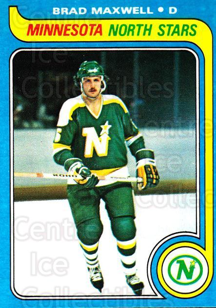 1979-80 Topps #231 Brad Maxwell<br/>4 In Stock - $1.00 each - <a href=https://centericecollectibles.foxycart.com/cart?name=1979-80%20Topps%20%23231%20Brad%20Maxwell...&quantity_max=4&price=$1.00&code=29648 class=foxycart> Buy it now! </a>