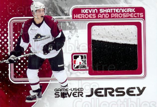 2010-11 ITG Heroes and Prospects Jersey Silver #25 Kevin Shattenkirk<br/>2 In Stock - $10.00 each - <a href=https://centericecollectibles.foxycart.com/cart?name=2010-11%20ITG%20Heroes%20and%20Prospects%20Jersey%20Silver%20%2325%20Kevin%20Shattenki...&quantity_max=2&price=$10.00&code=296520 class=foxycart> Buy it now! </a>