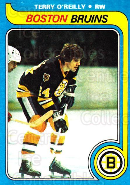 1979-80 Topps #238 Terry O'Reilly<br/>3 In Stock - $1.00 each - <a href=https://centericecollectibles.foxycart.com/cart?name=1979-80%20Topps%20%23238%20Terry%20O'Reilly...&quantity_max=3&price=$1.00&code=29654 class=foxycart> Buy it now! </a>