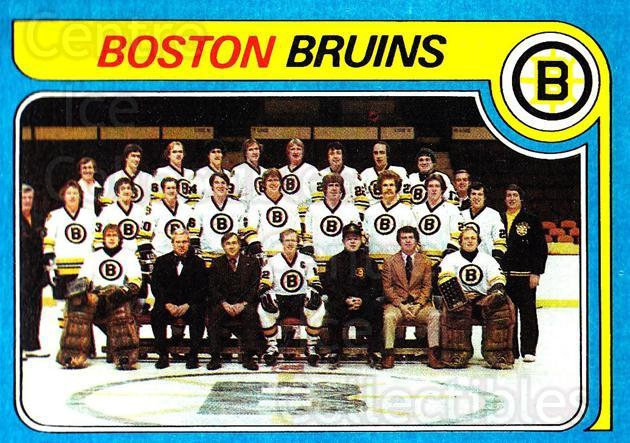 1979-80 Topps #245 Boston Bruins, Checklist<br/>4 In Stock - $3.00 each - <a href=https://centericecollectibles.foxycart.com/cart?name=1979-80%20Topps%20%23245%20Boston%20Bruins,%20...&quantity_max=4&price=$3.00&code=29661 class=foxycart> Buy it now! </a>