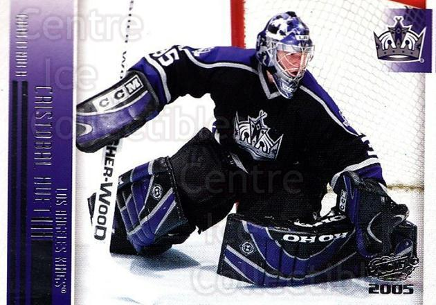 2004-05 Pacific #122 Christobal Huet<br/>1 In Stock - $1.00 each - <a href=https://centericecollectibles.foxycart.com/cart?name=2004-05%20Pacific%20%23122%20Christobal%20Huet...&quantity_max=1&price=$1.00&code=296633 class=foxycart> Buy it now! </a>