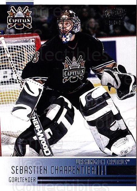 2004-05 Pacific #262 Sebastien Charpentier<br/>1 In Stock - $1.00 each - <a href=https://centericecollectibles.foxycart.com/cart?name=2004-05%20Pacific%20%23262%20Sebastien%20Charp...&quantity_max=1&price=$1.00&code=296637 class=foxycart> Buy it now! </a>