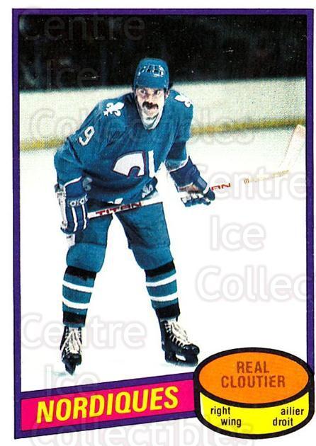 1980-81 O-Pee-Chee #178 Real Cloutier<br/>4 In Stock - $2.00 each - <a href=https://centericecollectibles.foxycart.com/cart?name=1980-81%20O-Pee-Chee%20%23178%20Real%20Cloutier...&quantity_max=4&price=$2.00&code=29727 class=foxycart> Buy it now! </a>