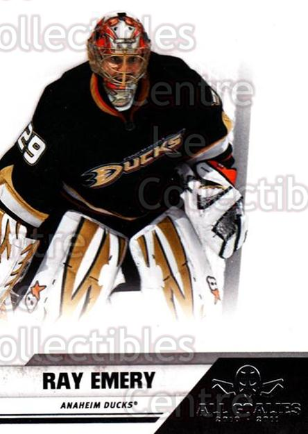 2010-11 Panini All Goalies #4 Ray Emery<br/>9 In Stock - $1.00 each - <a href=https://centericecollectibles.foxycart.com/cart?name=2010-11%20Panini%20All%20Goalies%20%234%20Ray%20Emery...&quantity_max=9&price=$1.00&code=297482 class=foxycart> Buy it now! </a>