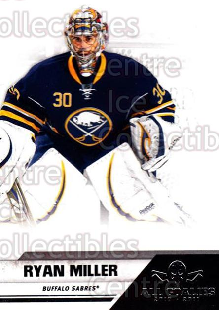 2010-11 Panini All Goalies #10 Ryan Miller<br/>10 In Stock - $1.00 each - <a href=https://centericecollectibles.foxycart.com/cart?name=2010-11%20Panini%20All%20Goalies%20%2310%20Ryan%20Miller...&quantity_max=10&price=$1.00&code=297488 class=foxycart> Buy it now! </a>