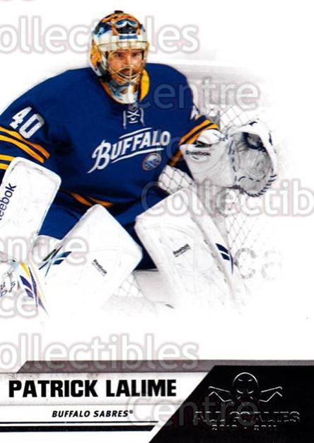 2010-11 Panini All Goalies #11 Patrick Lalime<br/>8 In Stock - $1.00 each - <a href=https://centericecollectibles.foxycart.com/cart?name=2010-11%20Panini%20All%20Goalies%20%2311%20Patrick%20Lalime...&quantity_max=8&price=$1.00&code=297489 class=foxycart> Buy it now! </a>