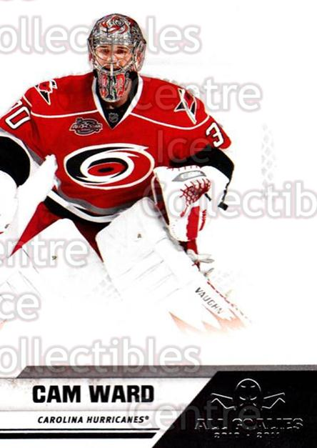 2010-11 Panini All Goalies #15 Cam Ward<br/>10 In Stock - $1.00 each - <a href=https://centericecollectibles.foxycart.com/cart?name=2010-11%20Panini%20All%20Goalies%20%2315%20Cam%20Ward...&quantity_max=10&price=$1.00&code=297493 class=foxycart> Buy it now! </a>