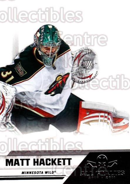 2010-11 Panini All Goalies #39 Matt Hackett<br/>3 In Stock - $1.00 each - <a href=https://centericecollectibles.foxycart.com/cart?name=2010-11%20Panini%20All%20Goalies%20%2339%20Matt%20Hackett...&quantity_max=3&price=$1.00&code=297517 class=foxycart> Buy it now! </a>