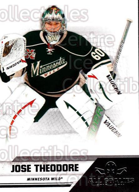 2010-11 Panini All Goalies #41 Jose Theodore<br/>8 In Stock - $1.00 each - <a href=https://centericecollectibles.foxycart.com/cart?name=2010-11%20Panini%20All%20Goalies%20%2341%20Jose%20Theodore...&quantity_max=8&price=$1.00&code=297519 class=foxycart> Buy it now! </a>