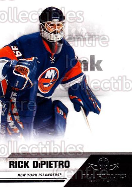2010-11 Panini All Goalies #52 Rick DiPietro<br/>10 In Stock - $1.00 each - <a href=https://centericecollectibles.foxycart.com/cart?name=2010-11%20Panini%20All%20Goalies%20%2352%20Rick%20DiPietro...&quantity_max=10&price=$1.00&code=297530 class=foxycart> Buy it now! </a>