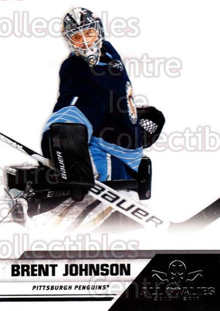 2010-11 Panini All Goalies #70 Brent Johnson<br/>10 In Stock - $1.00 each - <a href=https://centericecollectibles.foxycart.com/cart?name=2010-11%20Panini%20All%20Goalies%20%2370%20Brent%20Johnson...&quantity_max=10&price=$1.00&code=297548 class=foxycart> Buy it now! </a>