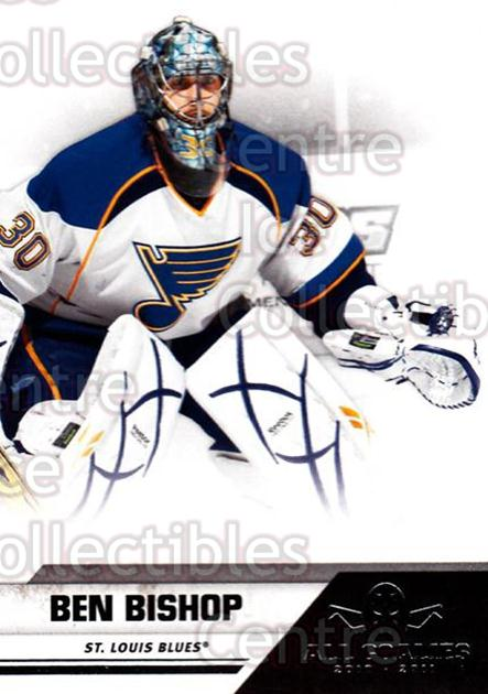 2010-11 Panini All Goalies #78 Ben Bishop<br/>8 In Stock - $1.00 each - <a href=https://centericecollectibles.foxycart.com/cart?name=2010-11%20Panini%20All%20Goalies%20%2378%20Ben%20Bishop...&quantity_max=8&price=$1.00&code=297556 class=foxycart> Buy it now! </a>