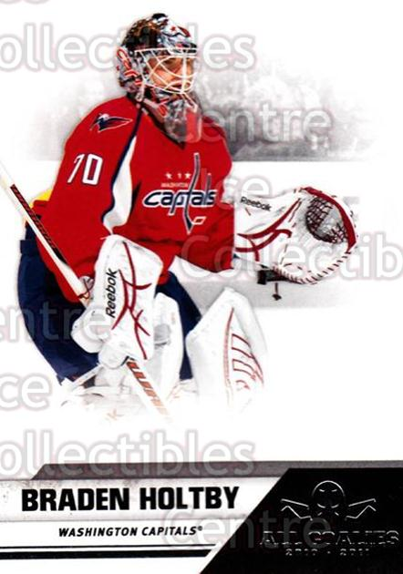2010-11 Panini All Goalies #89 Braden Holtby<br/>6 In Stock - $1.00 each - <a href=https://centericecollectibles.foxycart.com/cart?name=2010-11%20Panini%20All%20Goalies%20%2389%20Braden%20Holtby...&quantity_max=6&price=$1.00&code=297567 class=foxycart> Buy it now! </a>