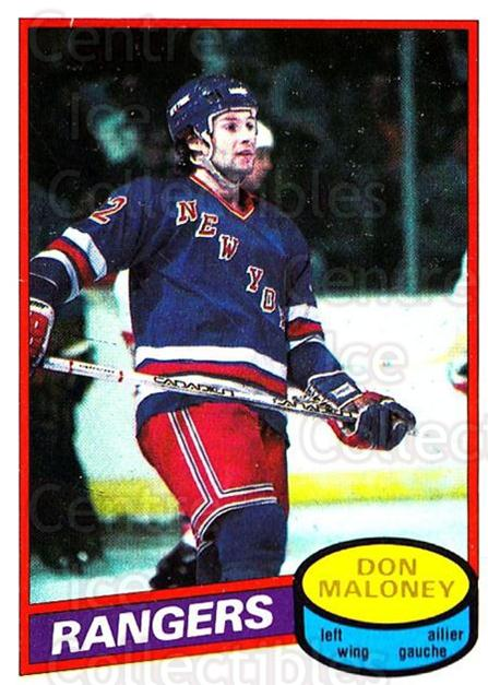 1980-81 O-Pee-Chee #231 Don Maloney<br/>4 In Stock - $2.00 each - <a href=https://centericecollectibles.foxycart.com/cart?name=1980-81%20O-Pee-Chee%20%23231%20Don%20Maloney...&quantity_max=4&price=$2.00&code=29756 class=foxycart> Buy it now! </a>