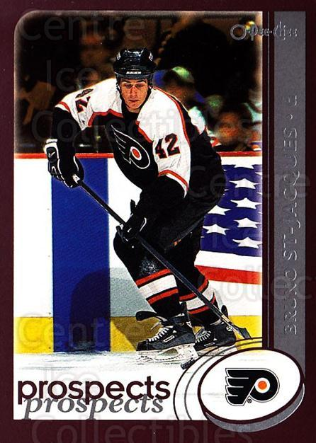 2002-03 O-Pee-Chee #292 Bruno St. Jacques<br/>2 In Stock - $1.00 each - <a href=https://centericecollectibles.foxycart.com/cart?name=2002-03%20O-Pee-Chee%20%23292%20Bruno%20St.%20Jacqu...&quantity_max=2&price=$1.00&code=297615 class=foxycart> Buy it now! </a>