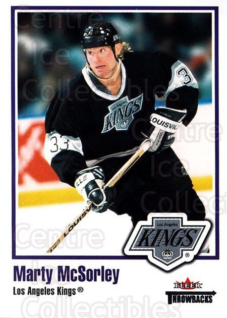 2002-03 Fleer Throwbacks #52 Marty McSorley<br/>5 In Stock - $2.00 each - <a href=https://centericecollectibles.foxycart.com/cart?name=2002-03%20Fleer%20Throwbacks%20%2352%20Marty%20McSorley...&quantity_max=5&price=$2.00&code=297754 class=foxycart> Buy it now! </a>