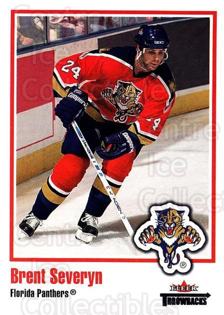 2002-03 Fleer Throwbacks #77 Brent Severyn<br/>3 In Stock - $2.00 each - <a href=https://centericecollectibles.foxycart.com/cart?name=2002-03%20Fleer%20Throwbacks%20%2377%20Brent%20Severyn...&quantity_max=3&price=$2.00&code=297779 class=foxycart> Buy it now! </a>