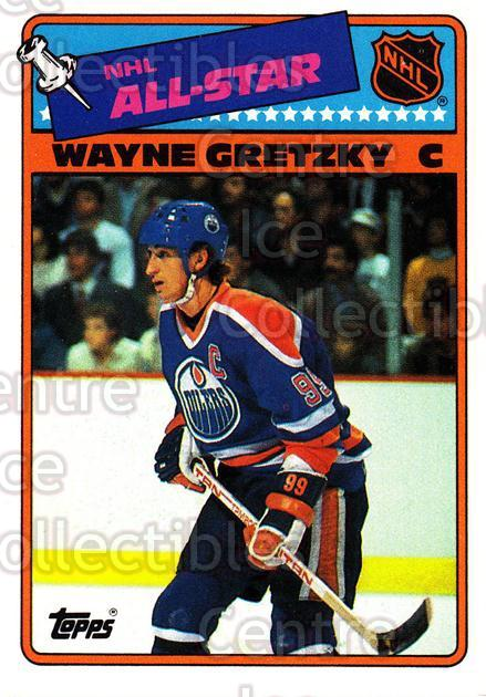 1988-89 Topps Stickers Insert #8 Wayne Gretzky<br/>1 In Stock - $5.00 each - <a href=https://centericecollectibles.foxycart.com/cart?name=1988-89%20Topps%20Stickers%20Insert%20%238%20Wayne%20Gretzky...&price=$5.00&code=299155 class=foxycart> Buy it now! </a>